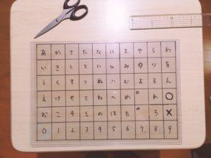 【作業15分】透明文字盤の作り方。220円で色んなタイプに対応!