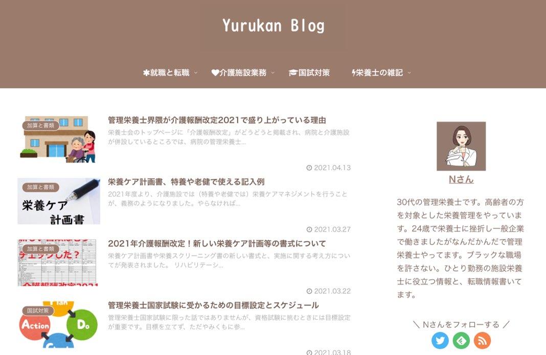 yurukanblog